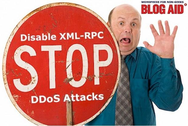 حملات DDoS از طریق وب سایت های WordPress